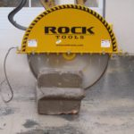 Concrete saws and diamond saws for excavation
